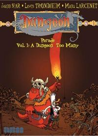 A Dungeon Too Many cover