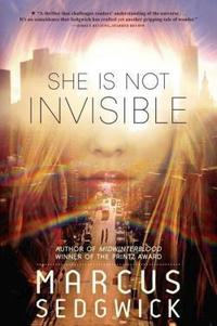She is Not Invisible cover
