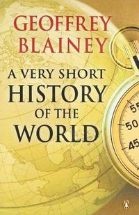 A Very Short History of the World cover
