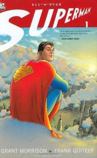 All star. Superman cover