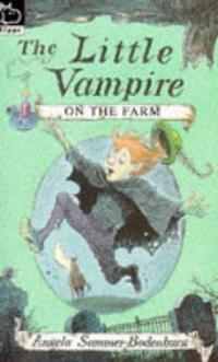 The Little Vampire on the Farm cover