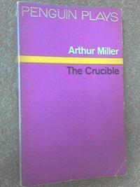 The Crucible cover
