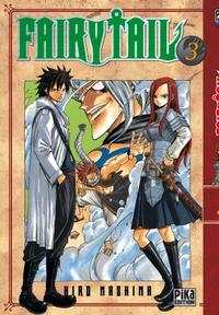 Fairy Tail - Vol. 3 cover