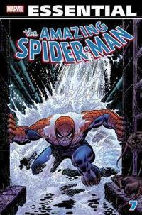 Essential Amazing Spider-Man, Vol. 7 cover