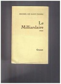 Le milliardaire cover