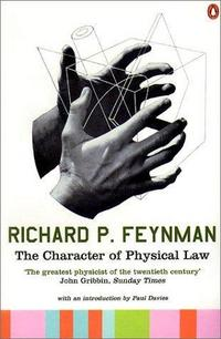 The Character of Physical Law cover