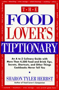 The Food Lover's Tiptionary cover