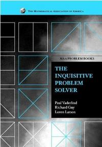 The inquisitive problem solver cover