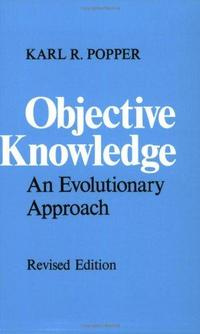 Objective Knowledge: An Evolutionary Approach cover