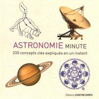 Astronomie minute cover
