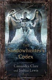 The Shadowhunter's Codex cover