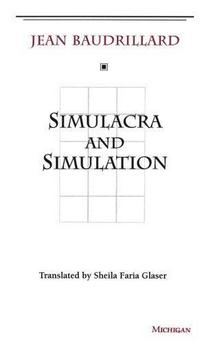 Simulacra and Simulation cover