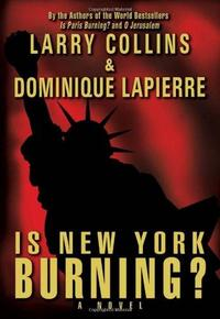 Is New York Burning? cover