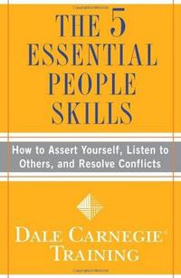 The 5 Essential People Skills cover