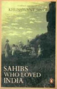 Sahibs Who Loved India cover