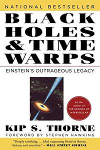 Black Holes and Time Warps cover