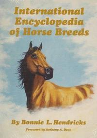 International Encyclopedia of Horse Breeds cover