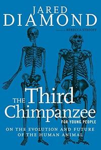 The Third Chimpanzee for Young People cover
