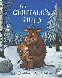 The Gruffalo's Child cover