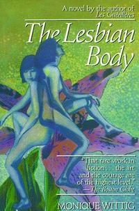 The Lesbian Body cover