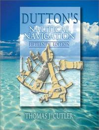 Dutton's Nautical Navigation, 15th Edition cover