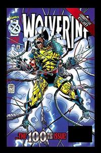 Wolverine Epic Collection cover