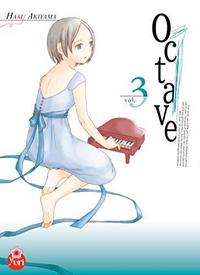 Octave, tome 3 cover
