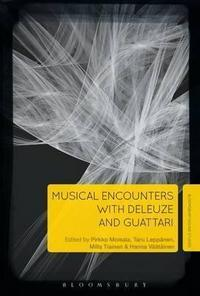 Musical Encounters with Deleuze and Guattari cover