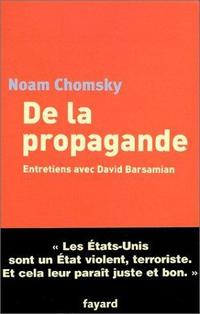 Propaganda and the Public Mind cover