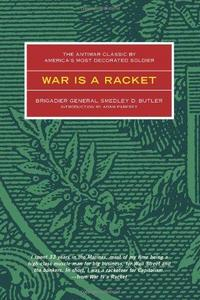 War is a Racket cover