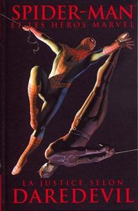 Spiderman la justice selon Daredaveil cover