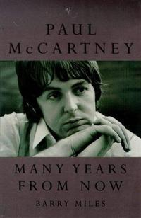 Paul McCartney: Many Years from Now cover