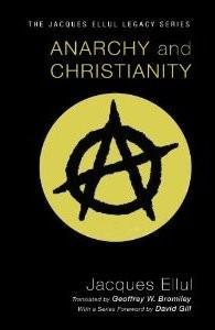 Anarchy and Christianity cover