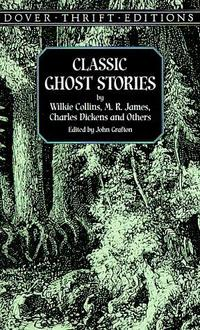 Classic ghost stories cover