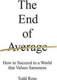 The End of Average cover