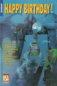 Batman, Happy birthday ! cover