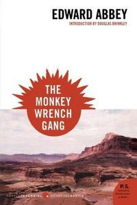 The Monkey Wrench Gang cover