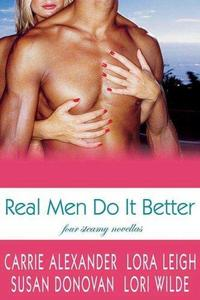 Real Men Do it Better cover