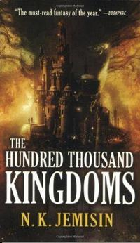 The Hundred Thousand Kingdoms cover