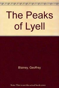 The Peaks of Lyell cover