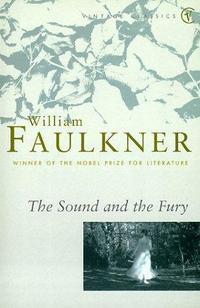 The Sound and the Fury cover