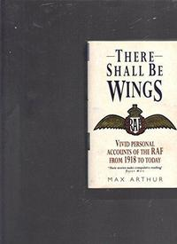 There Shall be Wings cover