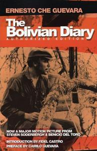 The Bolivian diary cover