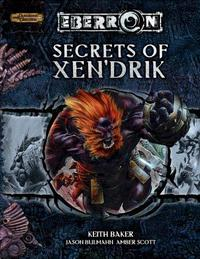 Secrets of Xen'drik cover