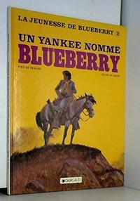 A Yankee Named Blueberry cover