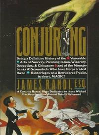 Conjuring cover