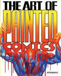 The Art of Painted Comics cover