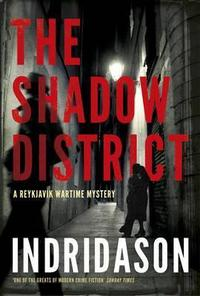 The Shadow District cover