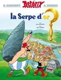 Asterix and the Golden Sickle cover