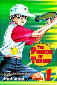 Prince du Tennis Tome 1 cover